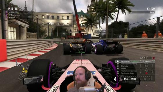 F1 2017, Season 2 🏎 #10 – Monaco!