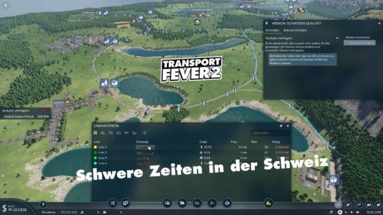 Schwere Zeiten in der Schweiz – Transport Fever 2 – Folge 19