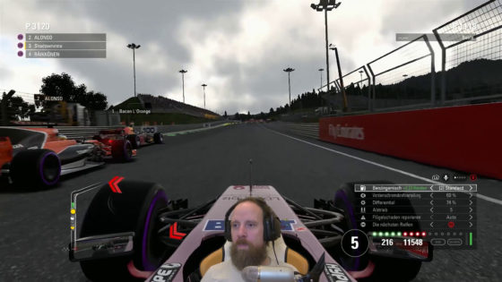 F1 2017, Season 2 🏎 #13 – Österreich!