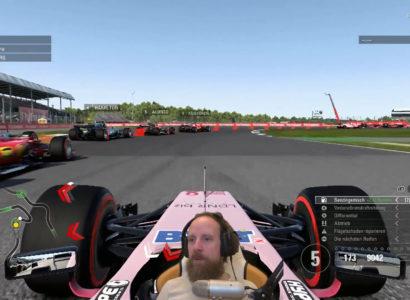 F1 2017, Season 2 🏎 #14 – Großbritannien!