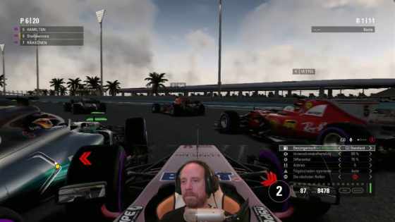 F1 2017, Season 2 🏎 #24 – Abu Dhabi!