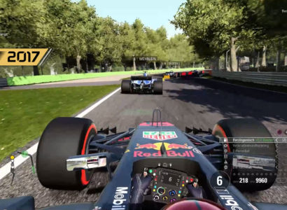 F1 2017, Season 2 🏎 #13 – Italien