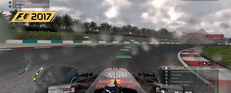 F1 2017, Season 2 🏎 #15 – Malaysia