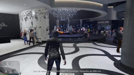 GTA V Online 🏎️ #331 – Spähen für den Diamond Casino Heist!
