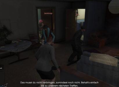 GTA V Online 🏎️ #336 – Bei der Krankenschwester!