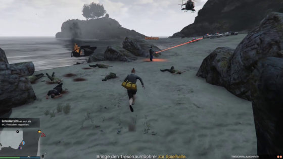 GTA V Online 🏎️ #337 – Chaos beim Bohrerklau!