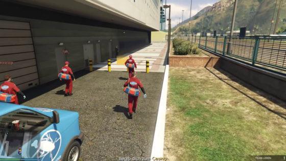 GTA V Online 🏎️ #341 – Die Kammerjäger sind da!