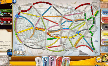 #103 – Ticket to Ride 🚂 Von links nach rechts!