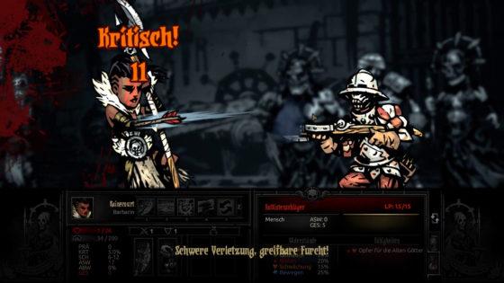 Darkest Dungeon ☠ #03 – Das läuft richtig schlecht!