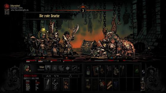 Darkest Dungeon ☠ #05 – Super Geschlechtskrankheiten!