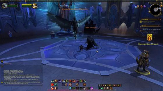 WoW: Shadowlands 🌍 #14 – In der Kammer der Archon!