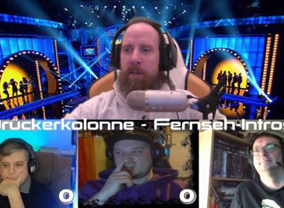 Drückerkolonne – Episode 02 🤔 Fernseh-Intros!