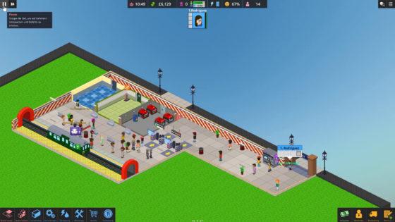 Overcrowd 🚋 #01 – Kleine Tunnel, große Träume!