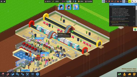 Overcrowd 🚋 #06 – Das zweite Gleis!