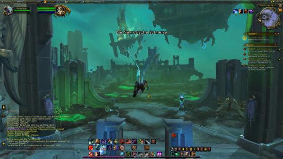 WoW: Shadowlands 🌍 #18 – Der nekrotische Angriff!