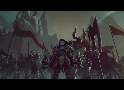 WoW: Shadowlands 🌍 #21 – Von der Kriegerin zur Baronin!