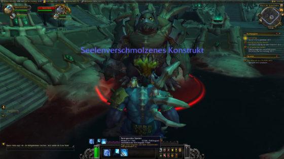 WoW: Shadowlands 🌍 #26 – Konstrukt gegen Baron!