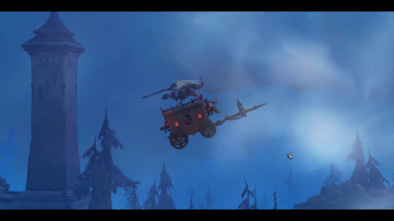 WoW: Shadowlands 🌍 #48 – Harte Landung in Revendreth!