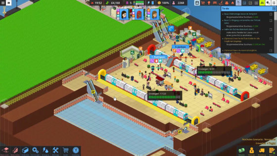 Overcrowd 🚋 #10 – Das verfluchte dritte Gleis!