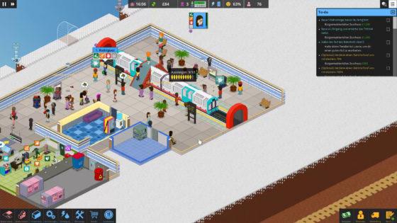 Overcrowd 🚋 #16 – Zone 1 – es wird groß!