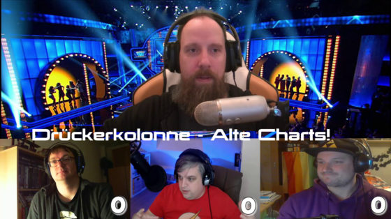 Drückerkolonne – Episode 04 🤔 Alte Charts!