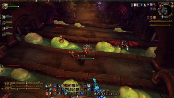 WoW: Shadowlands 🌍 #96 – Dungeon: Die Andre Seite! Mythisch+2 (1/2)