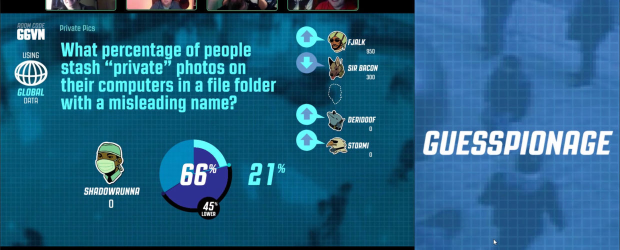 Jackbox Party Games 🥳 #03 – Guesspionage!