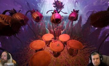 It Takes Two 👫 #27 – Joy spielt Schlagzeug!