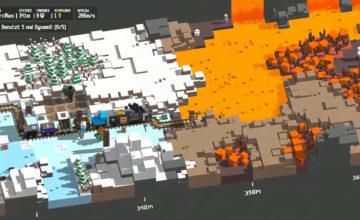 Unrailed 🚂 #02 – Vom Eis zur Lava!