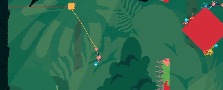 Heave Ho – Spitz im Dschungel!