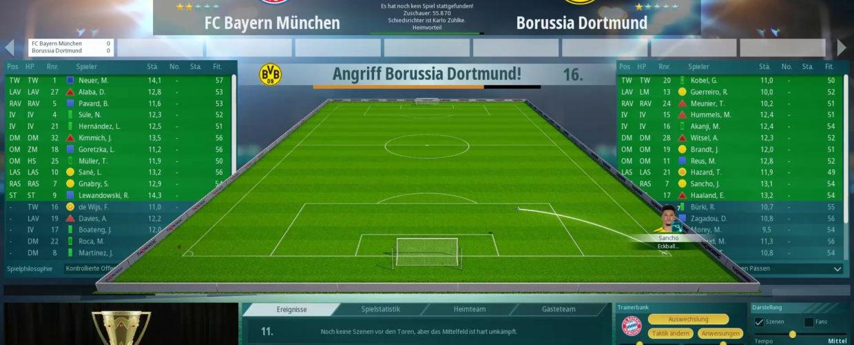 We are football ⚽ #02 – Das erste Spiel!