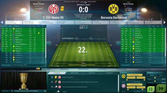 We are football ⚽ #08 – Nächste Runde DFB-Pokal!
