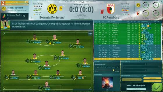 We are football ⚽ #13 – Beginn der Rückrunde!
